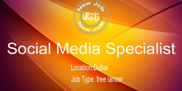 Social Media Specialist