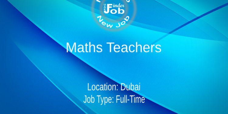 Maths Teachers