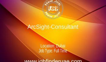 ArcSight-Consultant