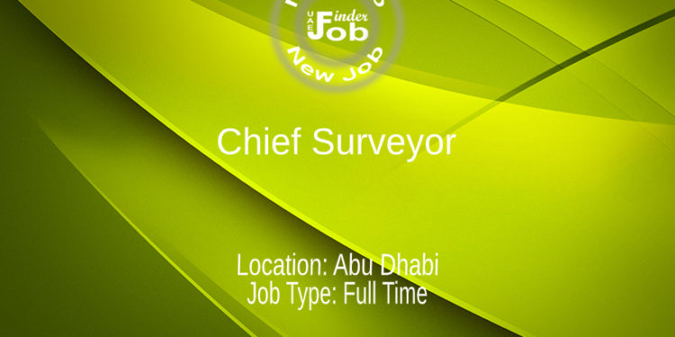 Chief Surveyor