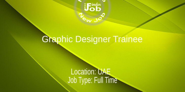 Graphic Designer Trainee