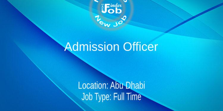 Admission Officer