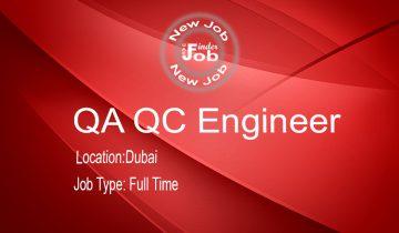QA QC Engineer