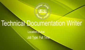 Technical Documentation Writer