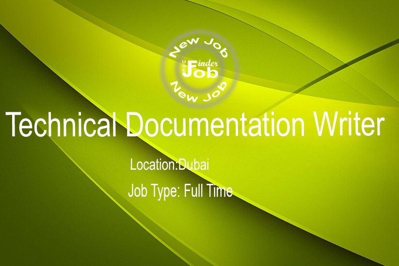 technical writer jobs in saudi arabia