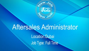 Aftersales Administrator