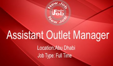 Assistant Outlet Manager