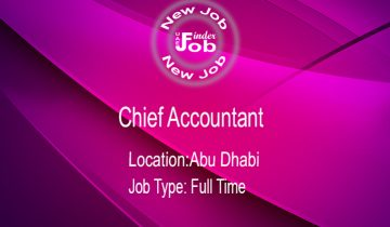 Chief Accountant