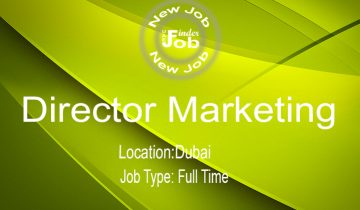 Director Marketing