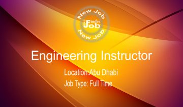 Engineering Instructor