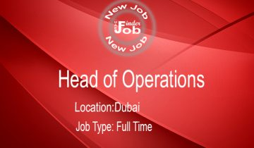 Head of Operations