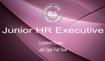 Junior HR Executive