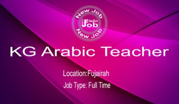 KG Arabic Teacher