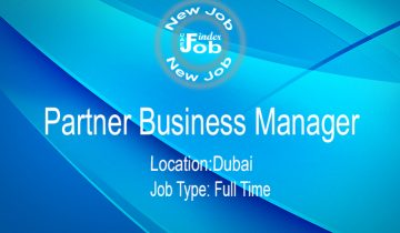 Partner Business Manager