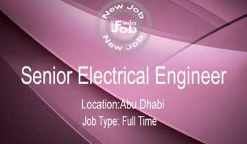 Senior Electrical Engineer