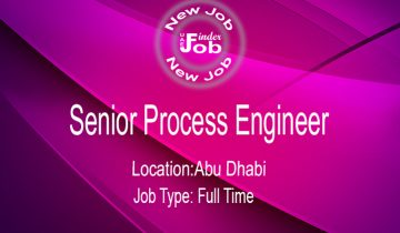 Senior Process Engineer