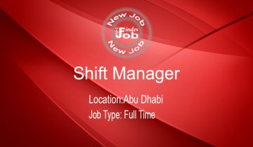 Shift Manager