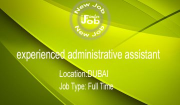 experienced administrative assistant