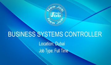 BUSINESS SYSTEMS CONTROLLER