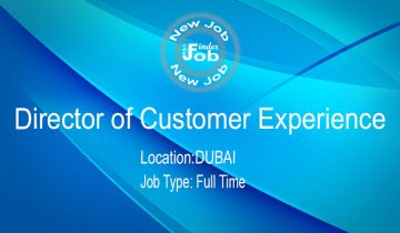 Director of Customer Experience