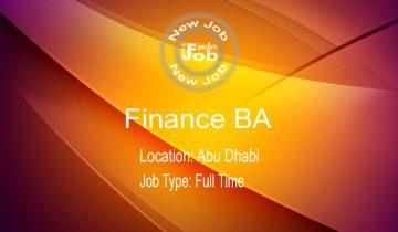 Finance BA
