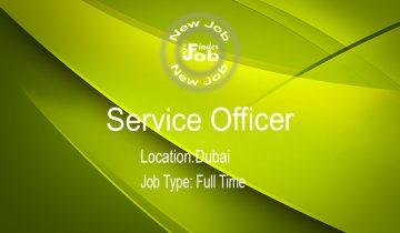 Service Officer