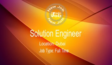 Solution Engineer