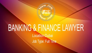 BANKING & FINANCE LAWYER