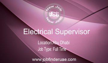 Electrical Supervisor