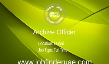 Archive Officer
