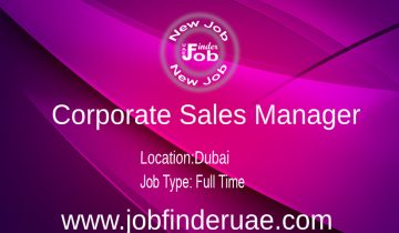 Corporate-Sales-Manager