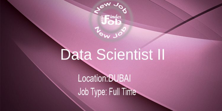 Data Scientist II