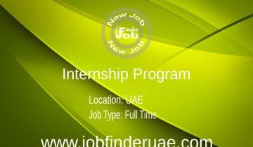 Internship Program - UAE Nationals