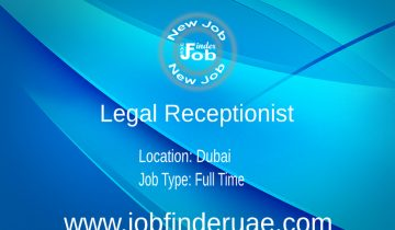 Legal Receptionist