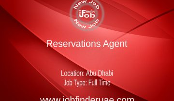 Reservations Agent