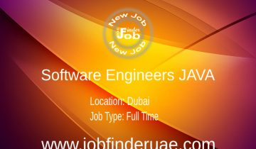 Software Engineers JAVA