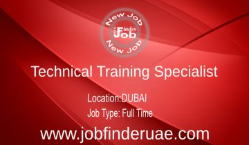 Technical Training Specialist