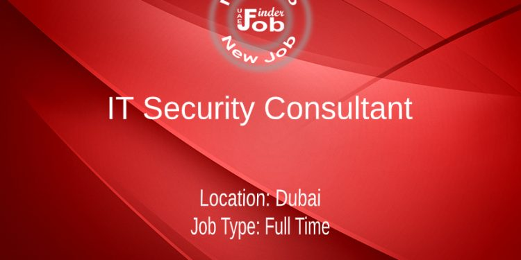 IT Security Consultant