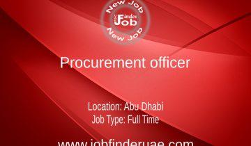 Procurement Officer