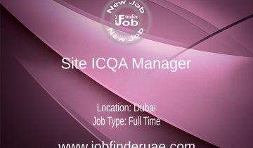 Site ICQA Manager