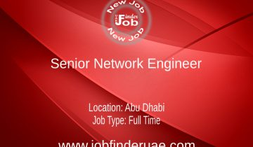 Senior Network Engineer
