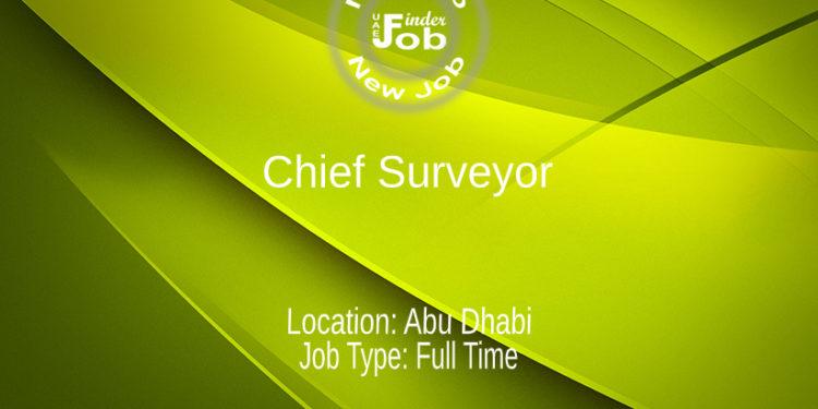 Chief Surveyor