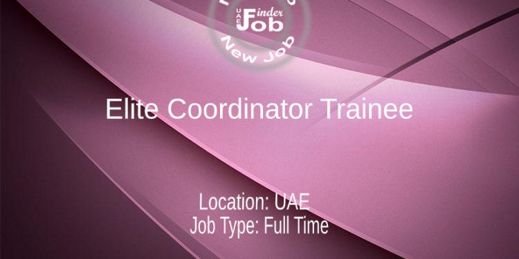 Elite Coordinator Trainee