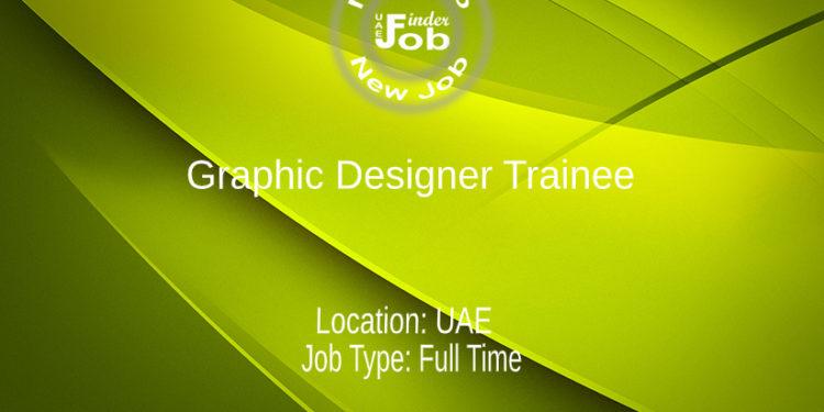 Graphic Designer Trainee