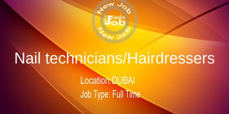 Nail technicians-Hairdressers