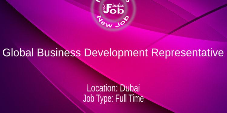 Global Business Development Representative
