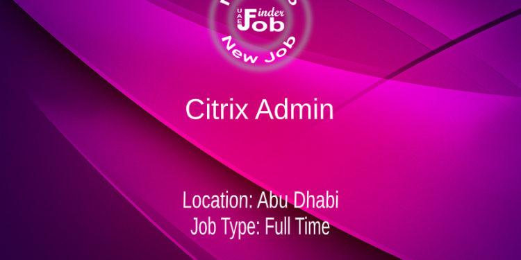 Citrix Admin