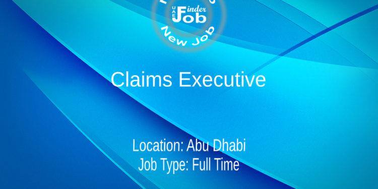 Claims Executive