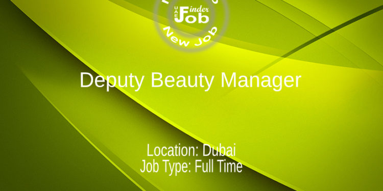 Deputy Beauty Manager