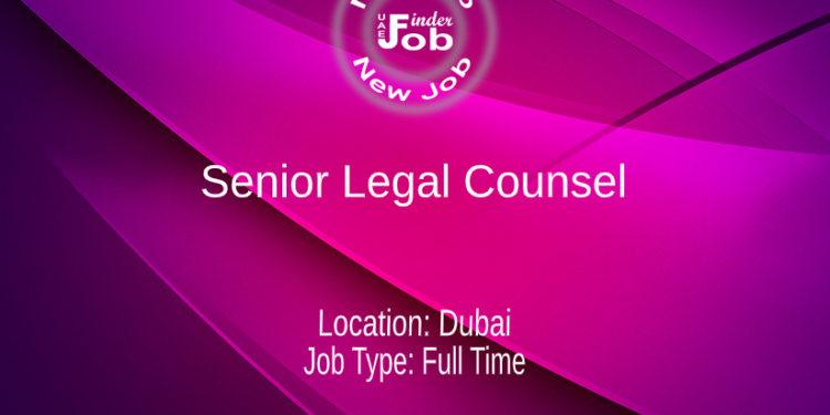 Senior Legal Counsel